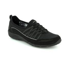 Skechers Everyday Shoes - Black - 23055/017 UNITY GO BIG