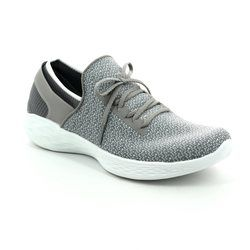 Skechers Trainers - Grey - 14950/037 YOU INSPIRE