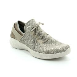 Skechers Trainers - Beige - 14950/141 YOU INSPIRE
