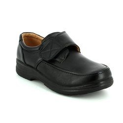Exclusive to Begg Shoes Smart Shoes - Black - M826A30 STUART    M826A