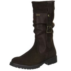 Superfit Girls Boots - Brown - 00177/10 GALAXY GORE TE
