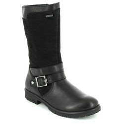 Superfit Girls Boots - Black - 00175/01 GALAXY GORE TEX