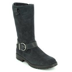 Superfit Girls Boots - Charcoal - 00176/46 GALAXY GORE TEX