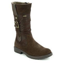 Superfit Girls Boots - Brown - 00177/10 GALAXY GORE TEX