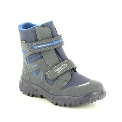 Superfit Boys Boots - Navy - 09080/80 HUSKY JNR GORE