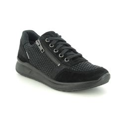 Superfit Girls Shoes - Black Suede - 0509152/0100 MERIDA GTX