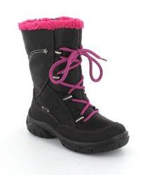Superfit Girls Boots                   - Black multi - 00059/02 ROMELLE GORE-TEX