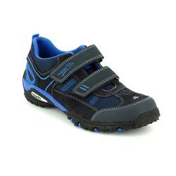Superfit Boys Shoes - Navy multi - 00224/81 SPORT 4