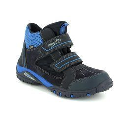 Superfit Boys Boots - Black Royal combi - 00364/81 SPORT4 GORE TEX