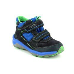 Superfit Boys Boots - Navy multi - 00239/82 SPORT5 GORE TEX