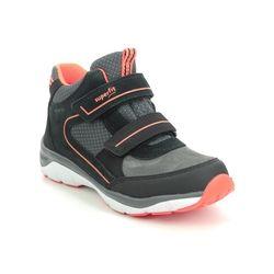 Superfit Boys Boots - Black orange - 1000239/0000 SPORT5 GORE TE