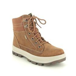 Superfit Boys Boots - Brown Suede - 0800473/3000 TEDD   GTX