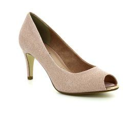Tamaris Heeled Shoes - Pink - 29302/20552 ANAYA