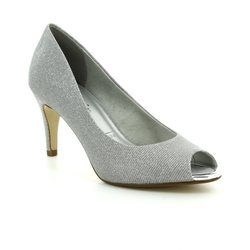 Tamaris Heeled Shoes - Silver - 29302/20919 ANAYA
