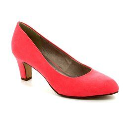 Tamaris Heeled Shoes - Coral pink - 22454/563 CAXIA