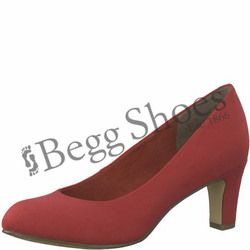 Tamaris Heeled Shoes - Red - 22418/20515 CAXIAS 81