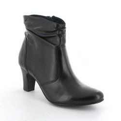 Tamaris Boots - Ankle - Black - 25335/001 DERRY