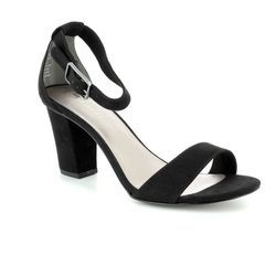 Tamaris Heeled Sandals - Black - 28397/20/001 HEITI