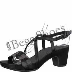 Tamaris Heeled Sandals - Black - 28393/20054 JULES  81