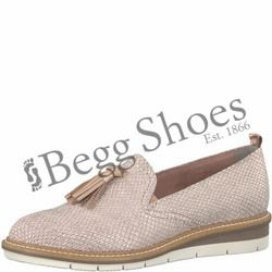 Tamaris Loafer / Moccasin - Beige multi - 24300/20426 KELA