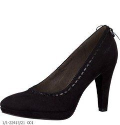 Tamaris Heeled Shoes - Black - 22413/001 MALBER