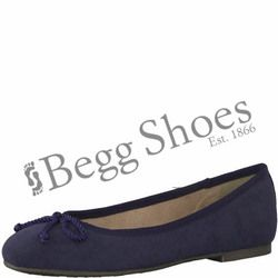 Tamaris Pumps - Navy - 22142/20805 SAKURA 81