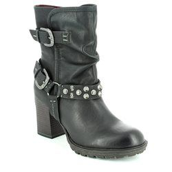 Tamaris Boots - Ankle - Black - 25464/001 SMILLA DODA