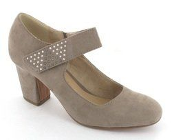 Tamaris Heeled Shoes - Light taupe - 24419/324 SYNURA