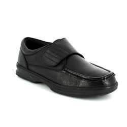 Exclusive to Begg Shoes Casual Shoes - Black - 101835 TEXAS