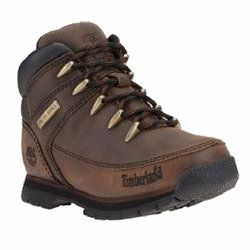 Timberland Boys Boots - Brown - CA128S/22 EURO SPRINT J