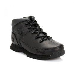 Timberland Boys Boots - Black - CA13DP/30 EURO SPRINT Y