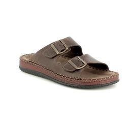 Walk in the City Sandals - Brown - 9289/13190 CONFORMING