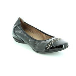 Wonders Pumps - Black patent - A3061/30 COCO