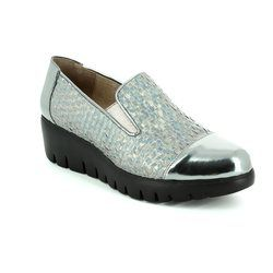Wonders Shoe Boots - Pewter multi - C3360/50 FLYCAP