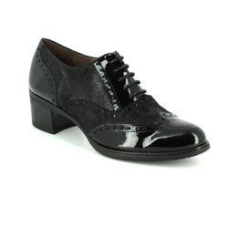 Wonders Shoe Boots - Black patent - G4010/23 ANDREABRO