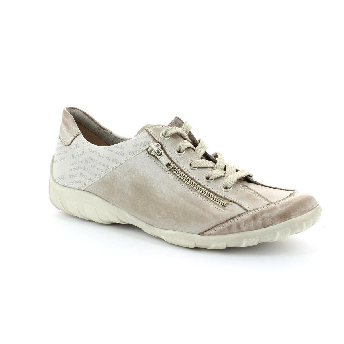 remonte livzin r3417 42 light grey lacing shoes. Black Bedroom Furniture Sets. Home Design Ideas