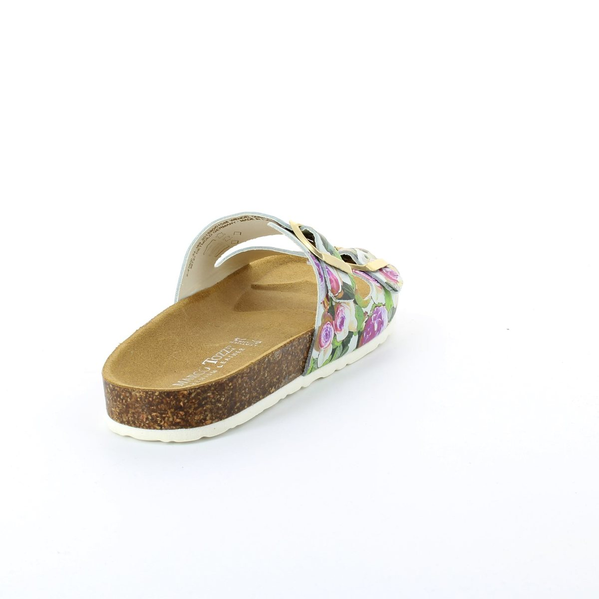 marco tozzi bio 27504 189 floral sandals. Black Bedroom Furniture Sets. Home Design Ideas