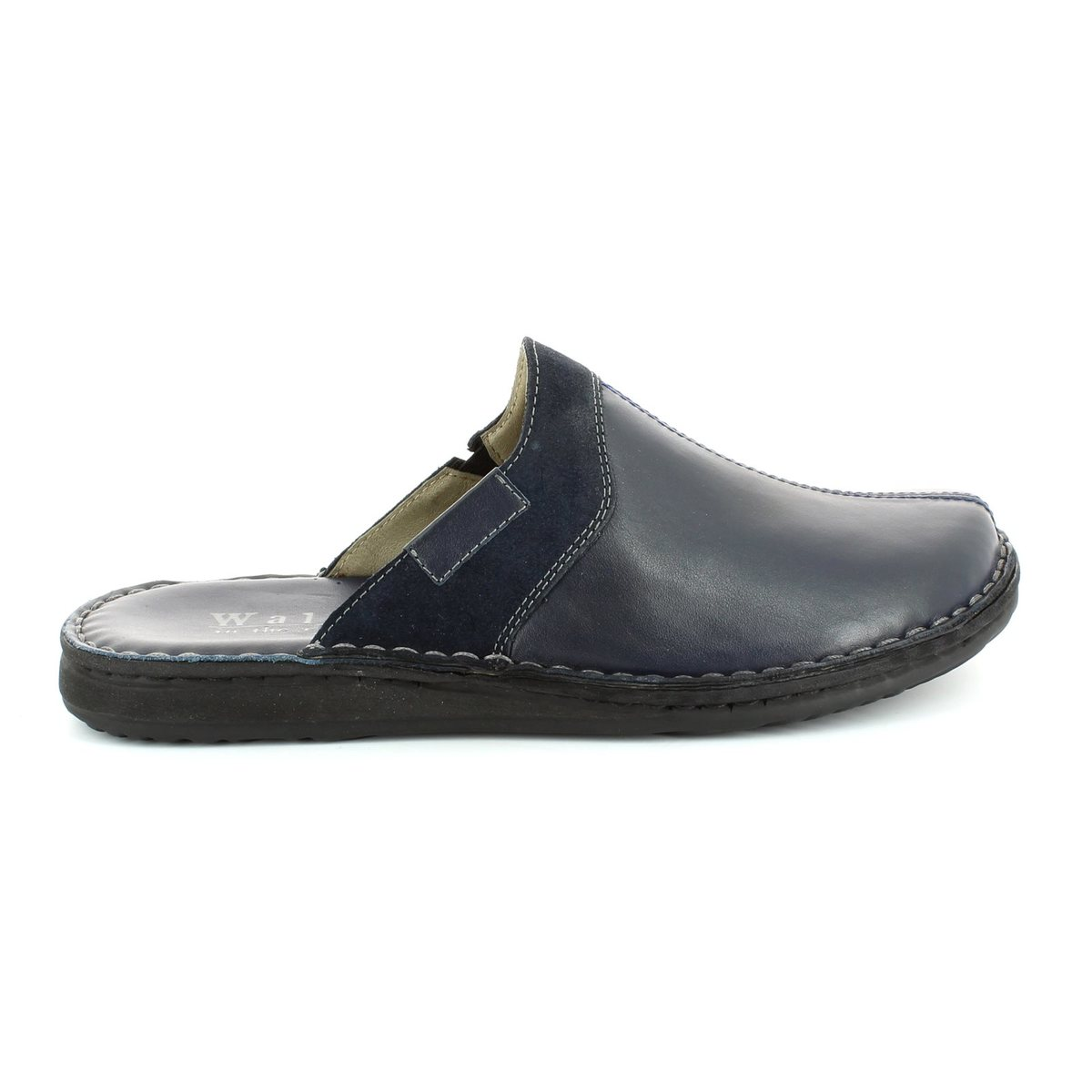 walk in the city leamu 2307 28800 navy house shoe