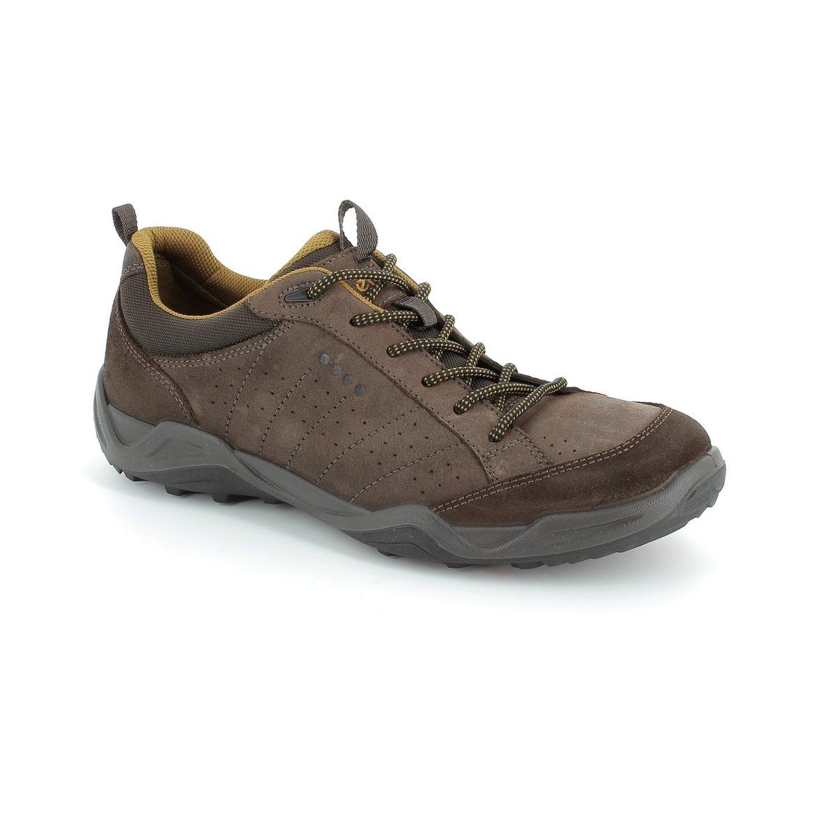 ecco sierrat 834504 58632 brown multi casual shoes