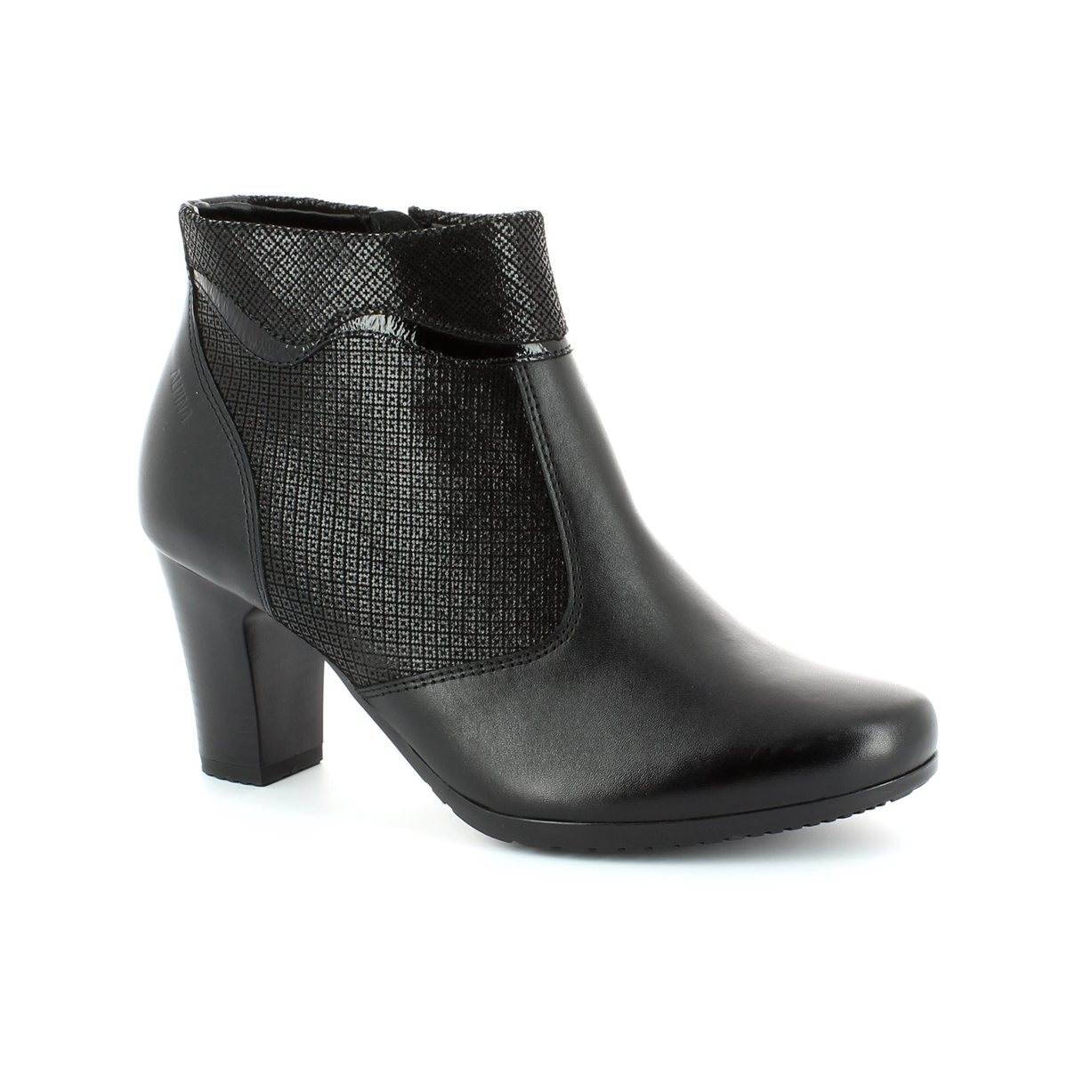 Alpina Romy G Black Ankle Boots - Alpina boots