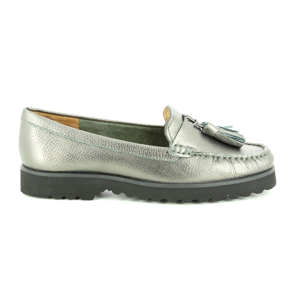 093d9b07112 Ambition Loafers - Pewter - 16628 20 PORSCHE METALIC