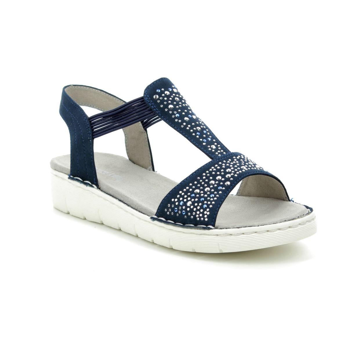 Ara Korsika Sport 57203-02 Navy sandals