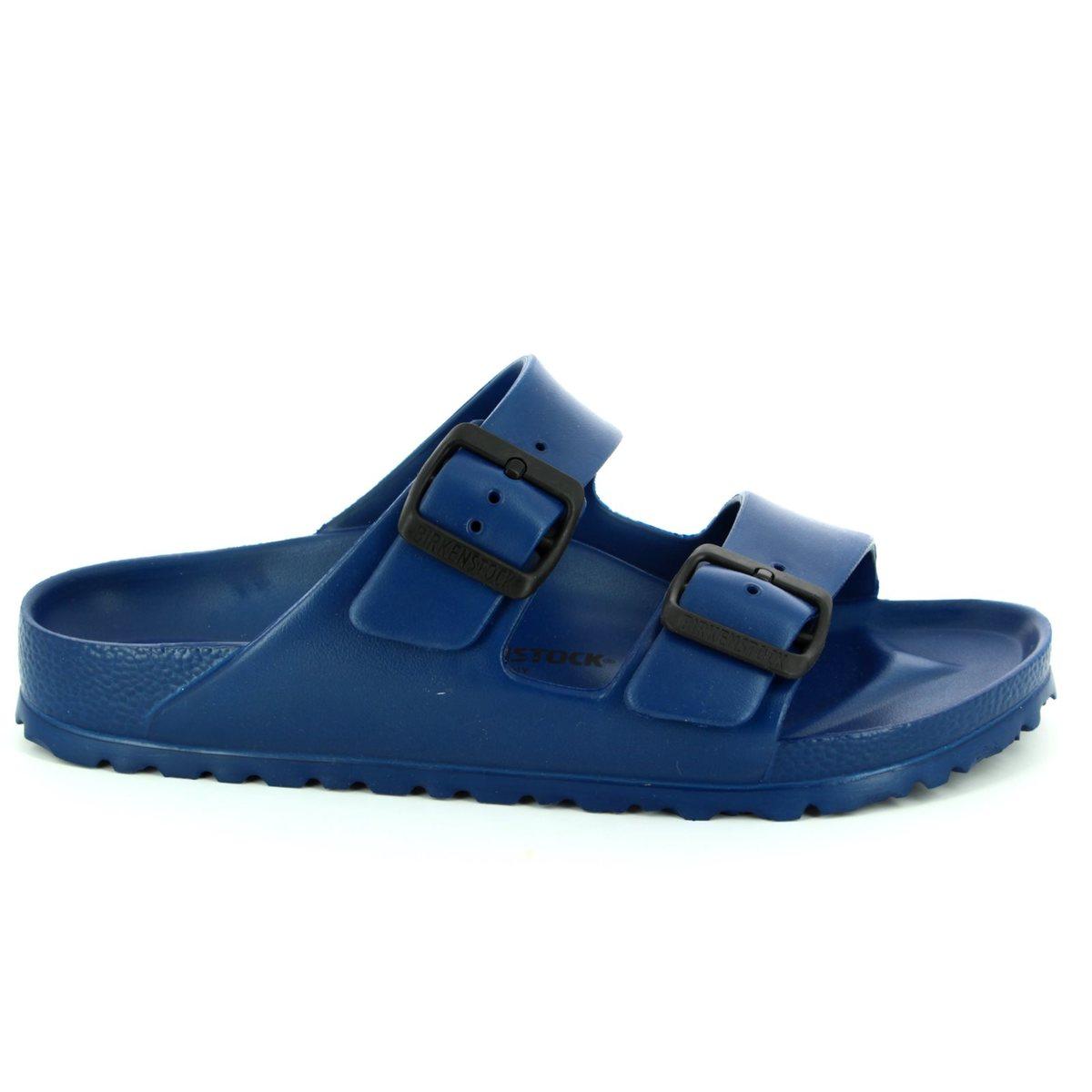 6eb7095a133 Birkenstock Arizona Eva Narrow Fit Ladies 129433 Navy sandals