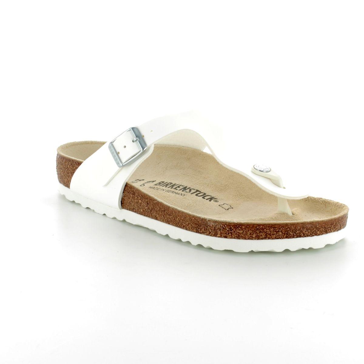 6f5e914e1ca4 Birkenstock Sandals - White - 0043 731 GIZEH