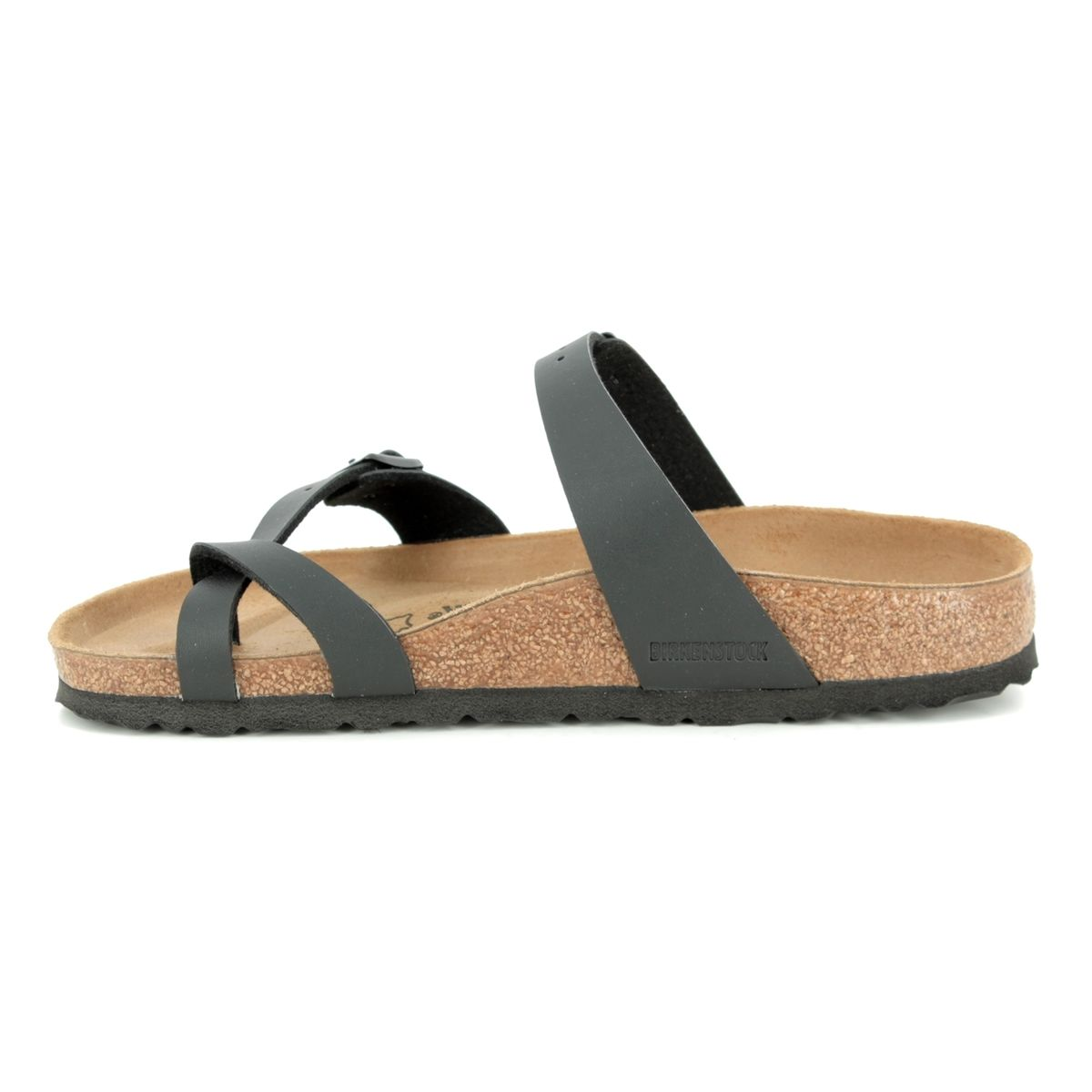 Sandals Nnxok8wp0 Toe Mayari Post Black 0071793 Birkenstock FuJ3cTK1l