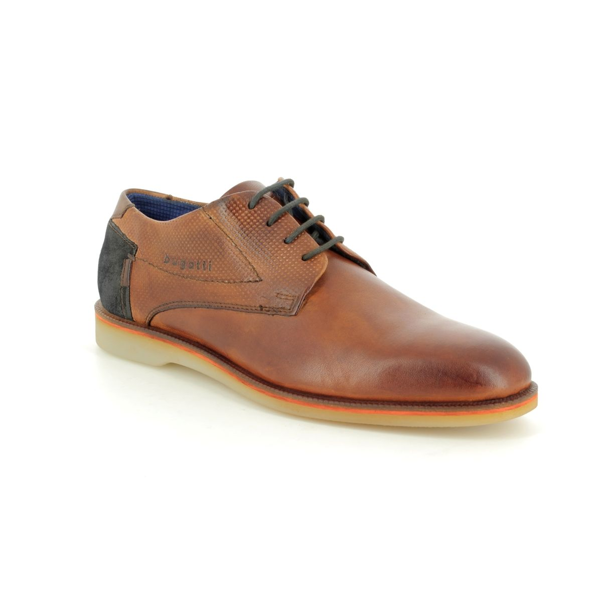 31264702-6300 Tan Leather casual shoes