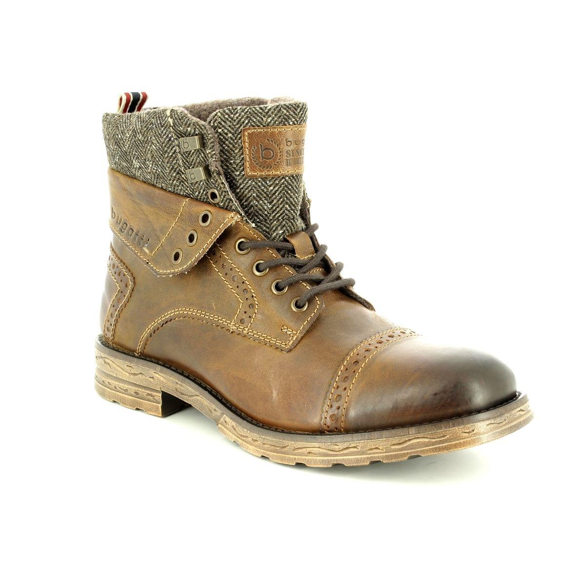 order online on sale best sneakers Bugatti Steve 32161232-6300 Brown boots