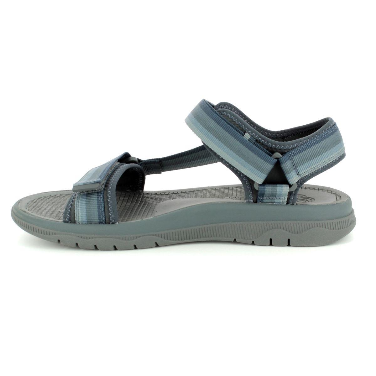 6bba1eb2ec5 Clarks Sandals - Grey - 3279 67G BALTA REEF