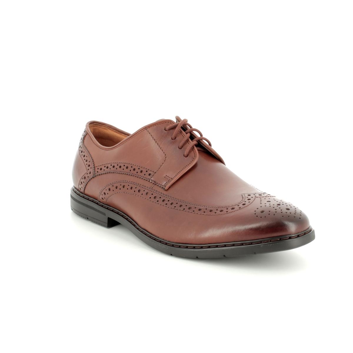 bc6e69869b2c3 Clarks Formal Shoes - Tan - 3224/37G BANBURY LIMIT