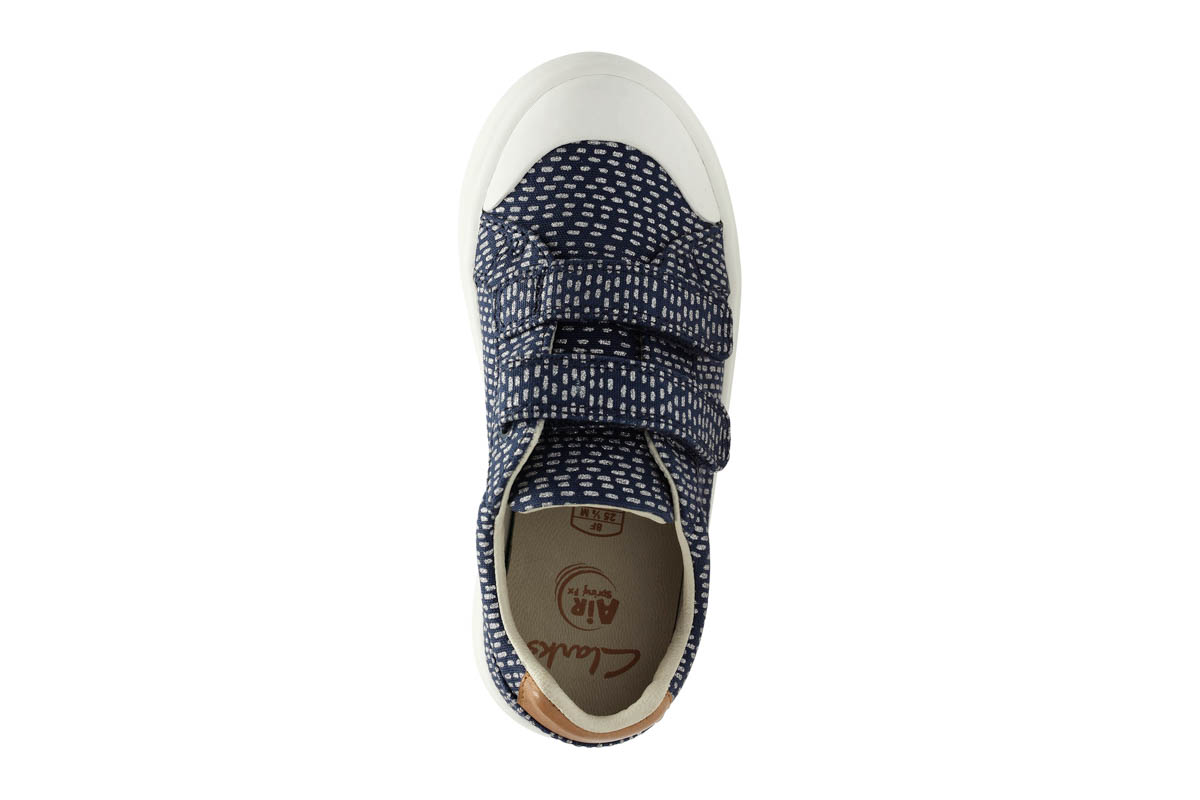 be1634b856bb69 Clarks Trainers - Navy multi - 3164 67G COMIC COOL